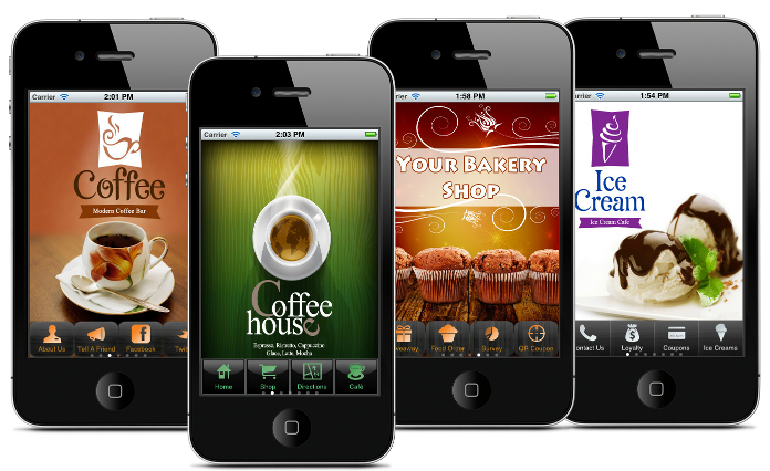 Free website mobile application