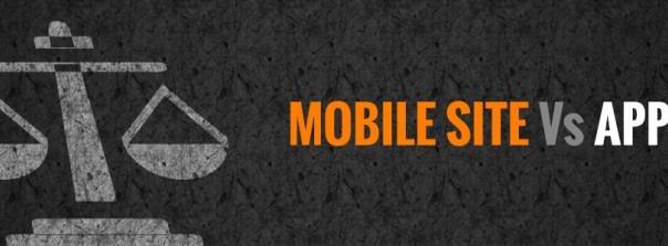 mobilesitevsapp