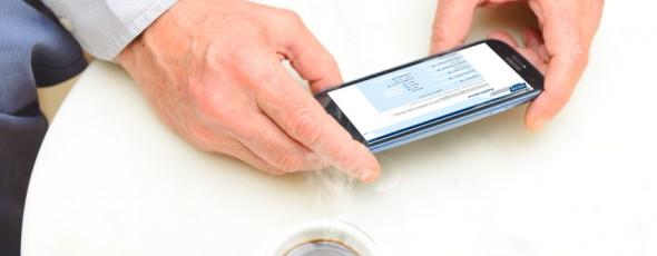 business-mobile-website