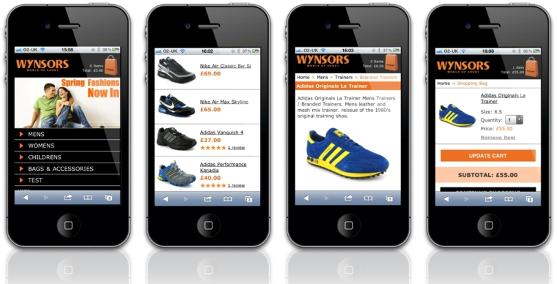 m commerce examples