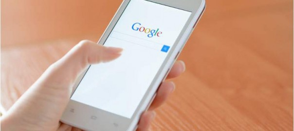 mobile search change