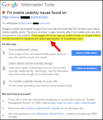 fix mobile usability issues